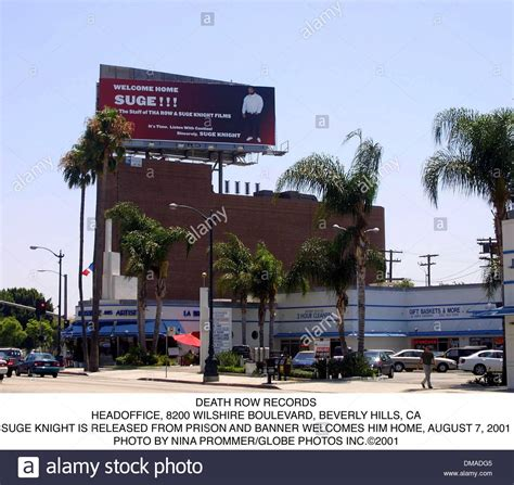 Where Is Row Records Located Aug 7 2001 Beverly Ca Usa Row Records