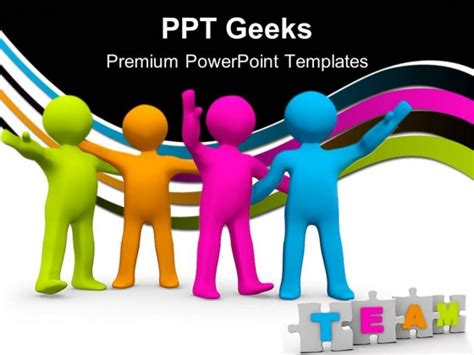 The Right Team Business Powerpoint Templates And Team Powerpoint Templates Free