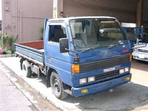 mazda trucks canada blue 1992 mazda titan truck photo mazda car pictures