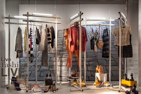 design clothes amsterdam de bijenkorf windows by studio xag amsterdam
