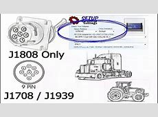 Introduction to Commercial Truck Diagnostic Protocol J1708 ... J1706