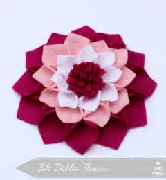felt flower templates 29 free patterns for felt gifts tip junkie