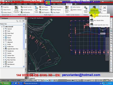 tutorial autocad civil 2010 autocad civil 3d manual 2010 cursos autocad civil 3d