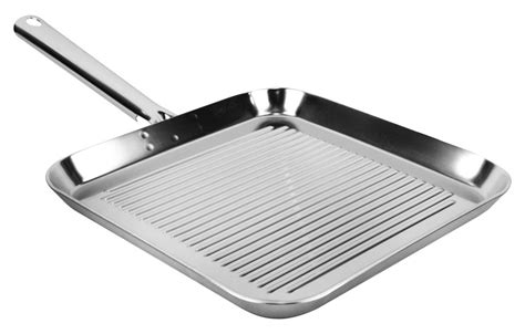 View All: Demeyere   Grill Pans & Griddles