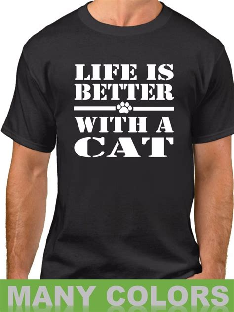 Big Size Xxxlkaost Shirt Search Rescue is better with a cat shirt animal rescue pet t shirt i my cat ebay