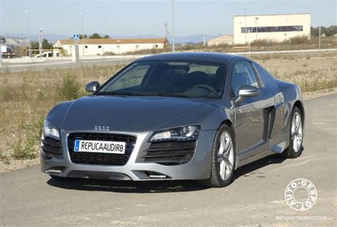replica cars r8 replica top speed