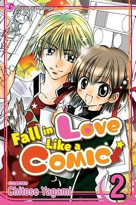 enough falling for a volume 2 books fall in like a comic vol 2 by chitose yagami