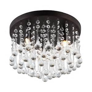 flush mount chandelier lighting canarm ifm237b12orb9 daya flush mount ceiling