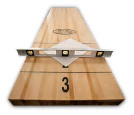 best wood for shuffleboard table how to use shuffleboard climatic adjustersmcclure tables