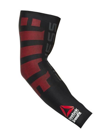 Compression Arm Sleeves wodshop reebok crossfit unisex compression arm