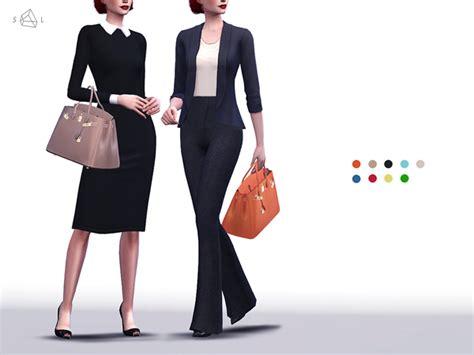 Fendi With You Seprem Yi accessories the sims 4 กระเป า รองเท า หมวก สตร ทสไตล