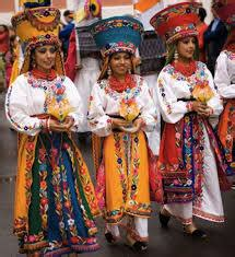 which south america traditional clothing is your favorite