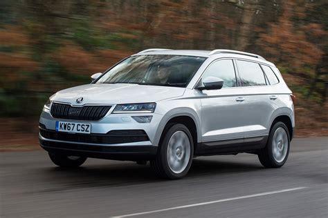 skoda yeti diesel review new skoda karoq 1 6 tdi diesel review in auto
