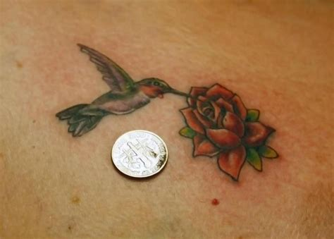 hummingbird rose tattoo 17 best images about ideas on infinity