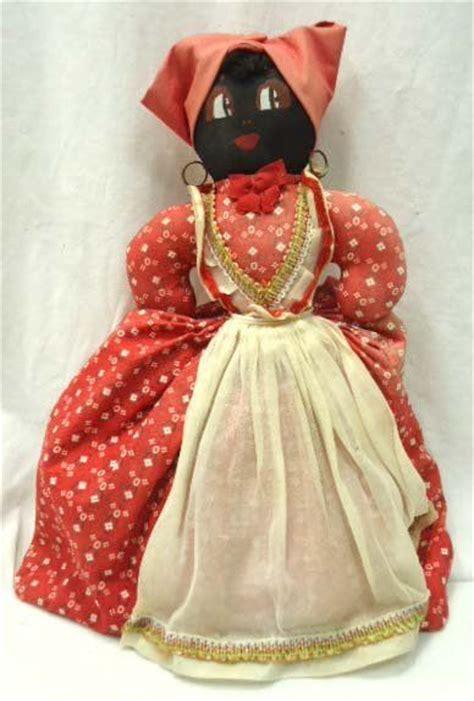 black doll white doll black white topsy turvy doll quot topsy quot side cloth doll