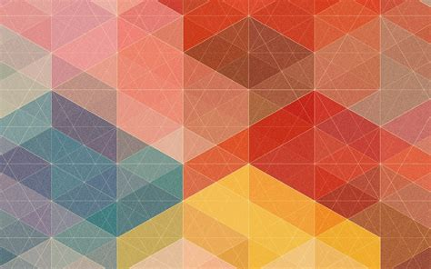 rich  colorful geometric wallpapers   mobile