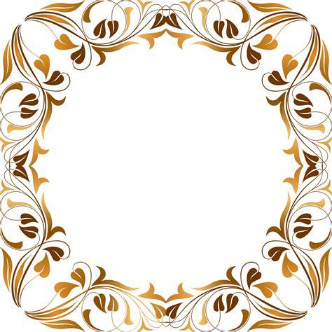 floral pattern border png floral pattern border png