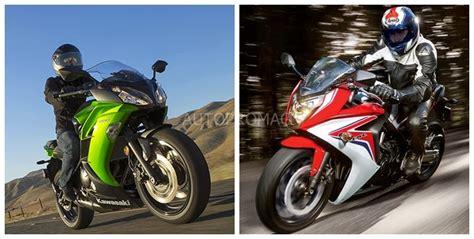 honda cbr 650r price the kawasaki 650r vs the honda cbr 650 f a small