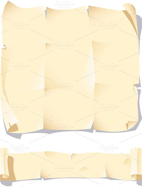 13 Scroll Paper Templates Psd Designs Free Premium Templates Scroll Paper Template