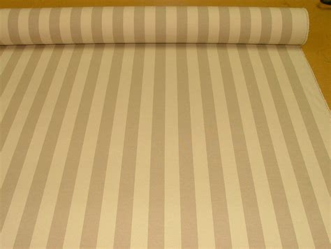 Curtain Upholstery by Prestigious Textiles Beige Ticking Curtain