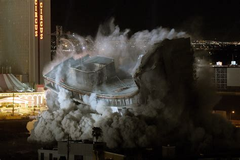 orca rams fishing boat alaska watch implosion of last tower of famed riviera hotel and