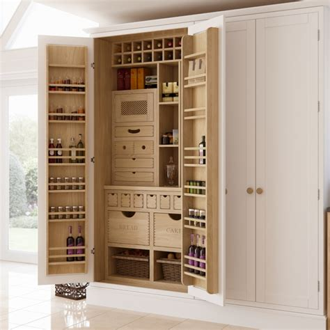 oak kitchen pantry storage cabinet kitchen pantry storage solutions organizers and shelving