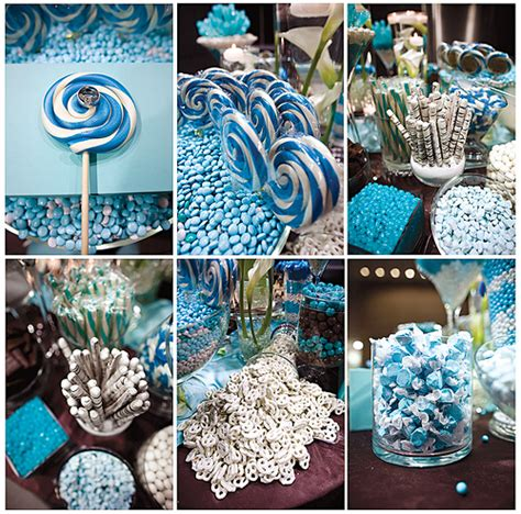 Blue And Brown Baby Shower Table Ideas Photograph Give - blue and brown baby shower table ideas photograph inspirat