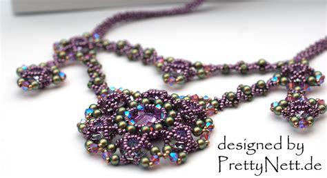 arabesque bracelet pattern beading pattern beading tutorial necklace arabesque from