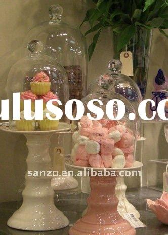 Supplier Baju Tea And Cake Dress Mc glass cake dome with stand for sale price china manufacturer supplier 245547