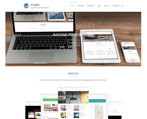 making theme responsive 20 best free responsive wordpress themes and templates 2018