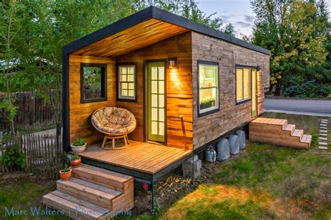 Tinyhouseblog Miranda S Blog Tiny House On Wheels Without The Loft
