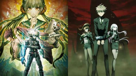 danganronpa anime season new danganronpa v3 and danganronpa 3 anime debut at series