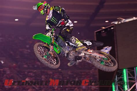 2014 ama motocross results 2014 anaheim 1 ama supercross 250 class results
