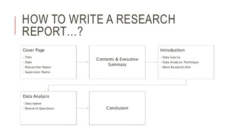 How To Make A Title For A Research Paper - statistical analysis course