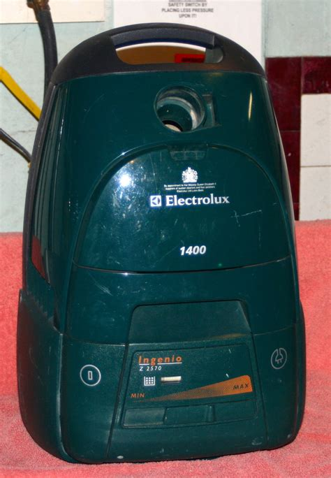 Vacuum Cleaner Electrolux Ingenio let s see your canister vacuums