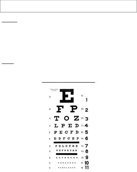 eye chart download free snellen chart for eye test eye snellen eye chart free download