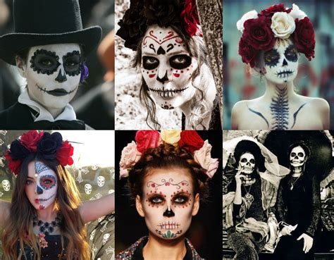 halloween vs d 237 a de muertos el vortex com dia de muertos disfraces disfraces por d 237 a de