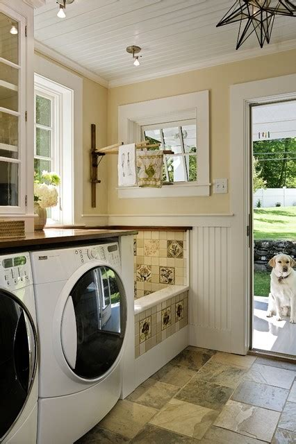 laundry mud room stunning laundry room mud room dog shower traditional
