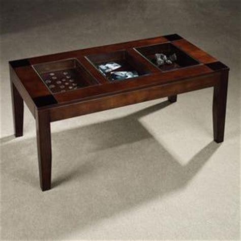 smithson curio coffee table betterimprovement