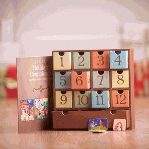 Box Calendar Advent Calendar Box