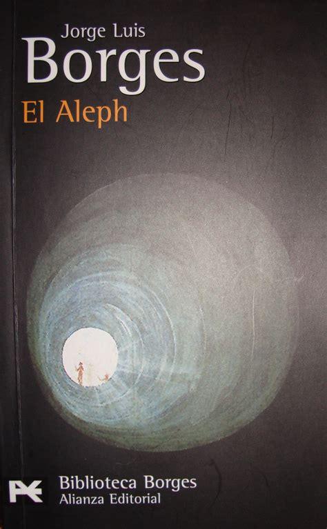 libro el aleph el aleph 171 filosof 237 a y libros