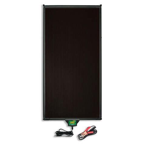 solar light tender battery tender 15 watt solar battery maintainer