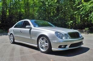 Mercedes E 55 Amg Mercedes E55 Amg W211