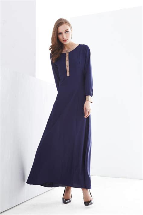 Jubah Muslimah vivaria jasmina modern muslimah jubah dress