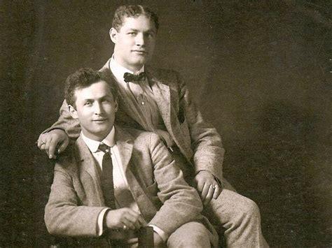 Harry Houdini Also Search For Houdini Relative Unlocks Some Family Secrets Wbfo