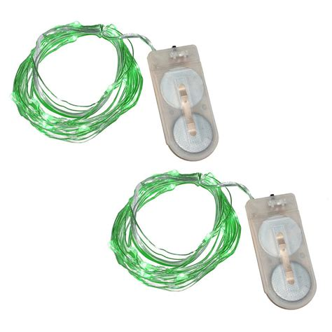 small string of battery operated led lights lumabase 40 light mini battery operated waterproof string