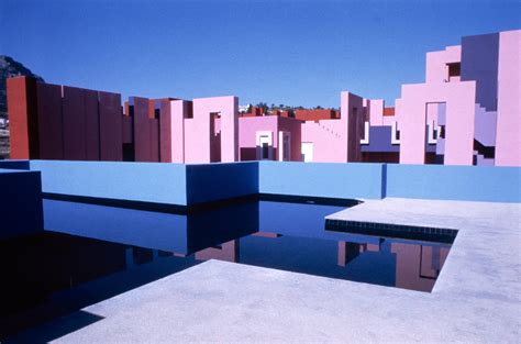 ricardo bofill ricardo bofill wallspin the zatista art blog
