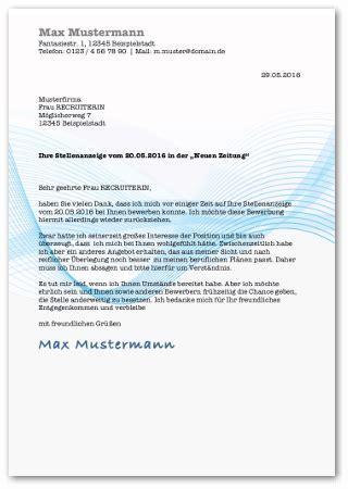 Bewerbung Formatvorlage by Bewerbung Muster Gratis Vorlagen Karrierebibel De