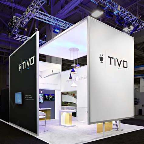 design booth inc see the results of an electronics trade show project by