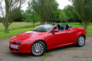 Alfa Romeo Convertible Alfa Romeo Spider Convertible 2007 2010 Photos Parkers